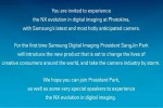 Samsung tease Photokina NX camera reveal: NX100 ahoy?
