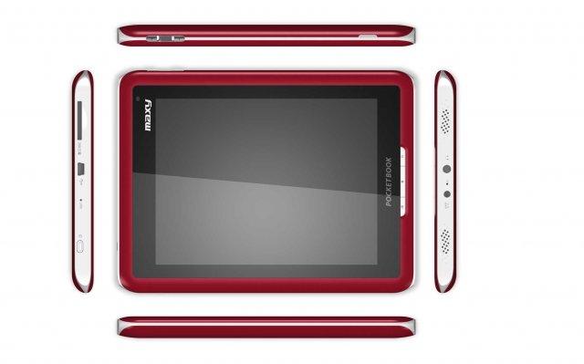 Pocketbook ereader range & Android tablet revealed; mirasol model in development?