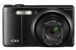 Ricoh unveils new CX4 digital camera