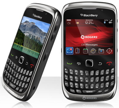 BlackBerry Curve 9300 on sale on Rogers ahead of official unveil