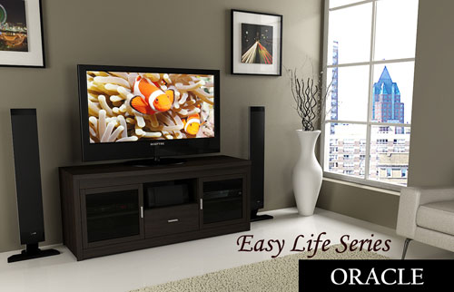 best loved 2ff92 1f50e Sceptre unveils new TV stands that require no tools to ...