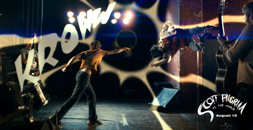 Movie Review: Scott Pilgrim vs. The World
