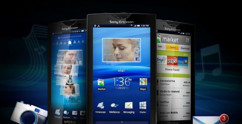 AT&T Sony Ericsson XPERIA X10 arrives August 15th for $130