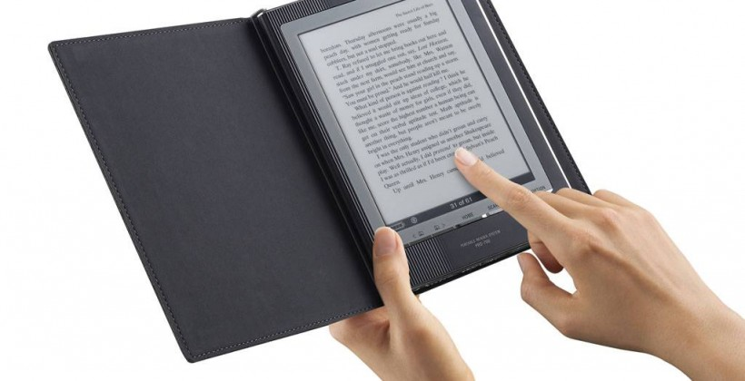 Sony Reader PRS-650 and PRS-350 touchscreen refresh tipped imminent