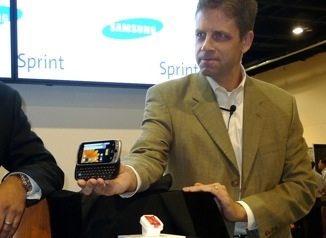 "Sprint ""product development guru"" jumps ship"