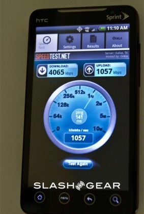 Sprint 4G spreads: 48 areas now with WiMAX