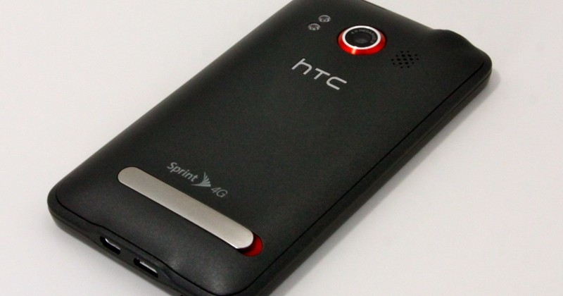 HTC EVO 4G Android 2.2 Froyo OTA update is live
