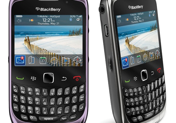 T-Mobile confirm BlackBerry Curve 3G is on the way