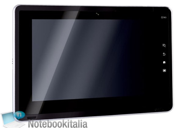Toshiba SmartPad tablet previewed in leaked press shots