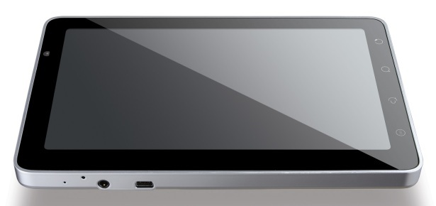 Viewsonic Android ViewPad tablet gets pictured