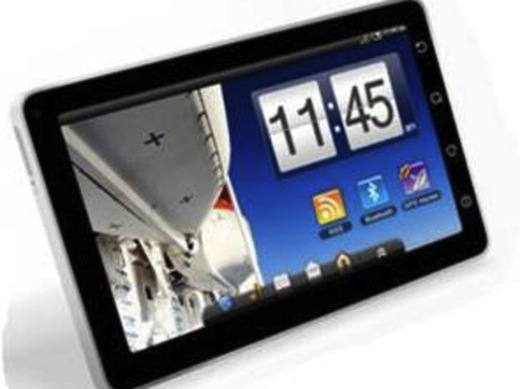 ViewSonic ViewPad Android tablet & dual-booting Android/Microsoft slate tipped for IFA 2010
