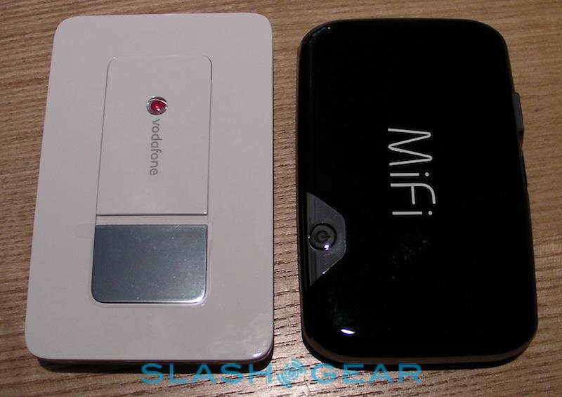 Vodafone Mobile WiFi R201 Review - SlashGear