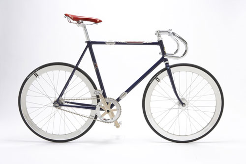 Wallpaper limited edition bikes by Kinfolk and Coat break down for transport