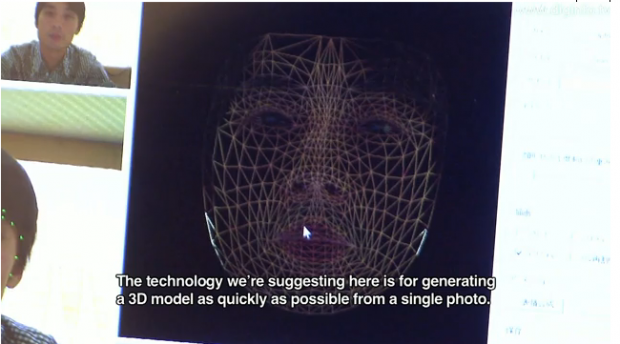 New System Generates 3D Models of Heads from 2D Photos in Seconds [Video]