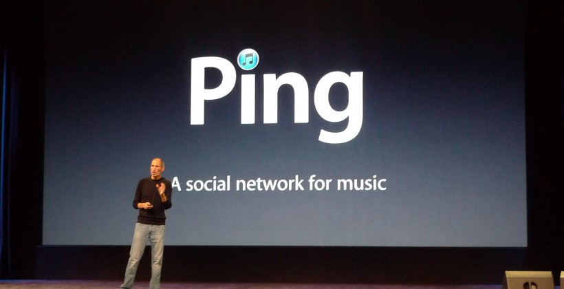 Is Ping the Future of Social Networks