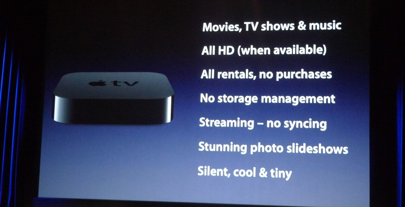 Apple TV Becomes More Than A Hobby