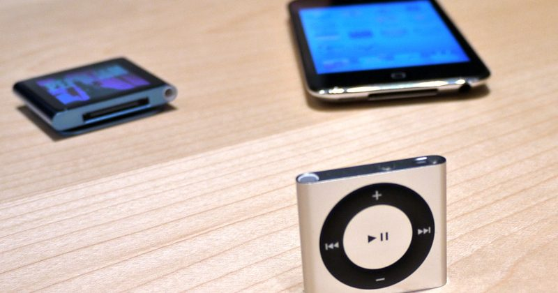 iPod shuffle 4th-Gen hands-on