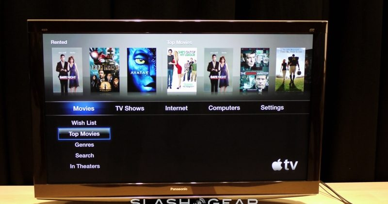 Apple TV hands-on