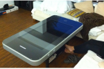 iPhone 4 Joins the Ranks of Gadget Tables