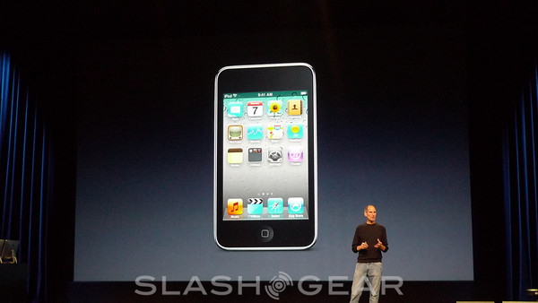 Apple iPod Touch Features Retina Display and A4 Processor