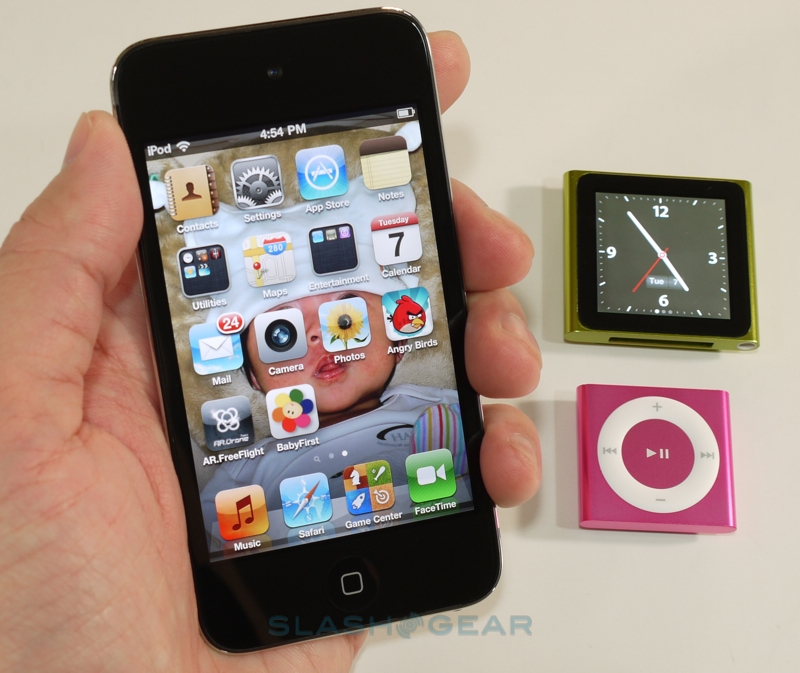 iPod touch, nano and shuffle review – Apple's Best iPod