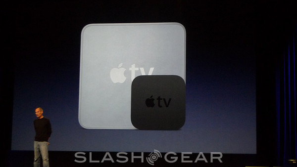 Apple TV Redesigned, Now a Tiny Black Box with HDMI