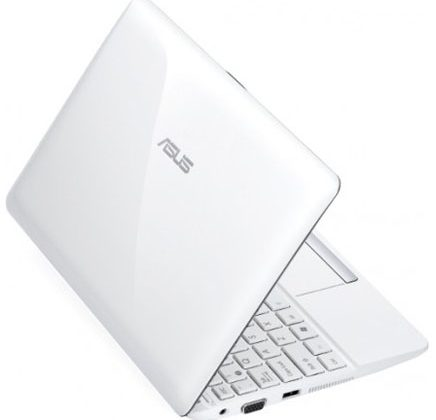 Asus Eee PC 1015PEM Netbook Now Available in the US for $399