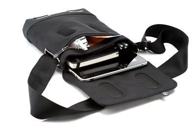 Booq Cobra Courier XS iPad Messenger Bag Available Now for $145