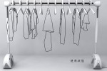 Breeze Racks Will Dry Your Clothes While You Hang Them Up