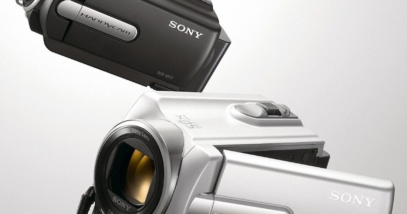 Sony Handicam DCR-SX15E, DCR-SR15E and Bloggie Touch HD camcorders outed