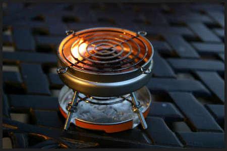 Altoids Tin Becomes DIY Miniature BBQ
