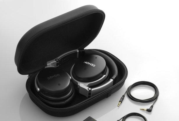 Denon AH-NC800 Headphones Announced, Landing in October