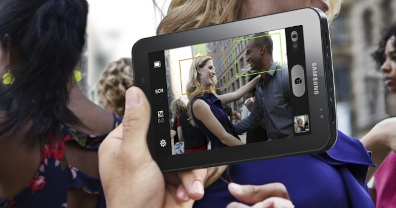 Samsung Galaxy Tab makes official debut: due September 2010