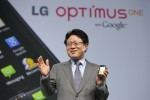 LG target low-end with Optimus Chic and One Android phones
