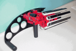 Rubber Band Gatling Gun Costs $499
