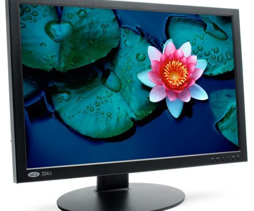 LaCie 324i 24-Inch IPS Display Unveiled, Available Now