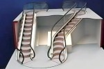 Levytator is an Escalator with Curves [Video]