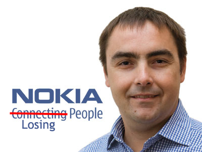 Nokia UK lead is latest to jump ship