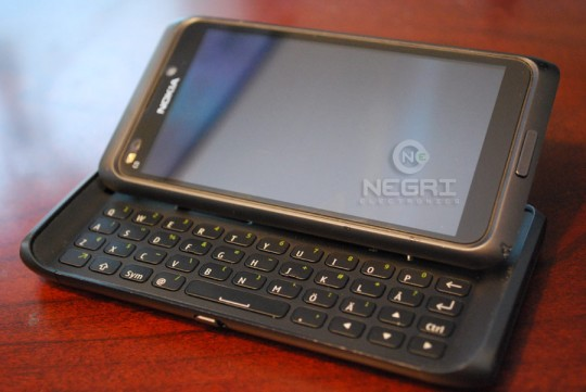 Nokia E7 to be Announced at Nokia World 2010, Sources Say