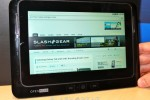 OpenPeak tablet8
