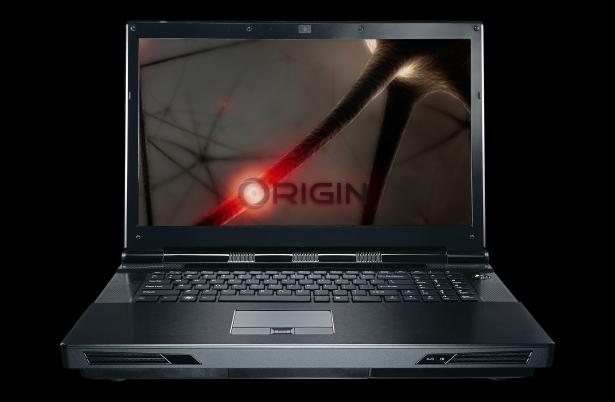 Origin EON 17 Gaming Notebook Unveiled, Ships in October