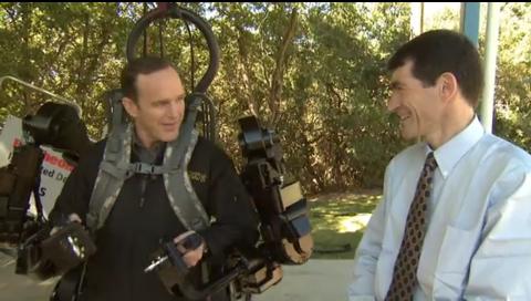Raytheon XOS 2 Exoskeleton Development Complete, Reduces Energy Consumption [Video]