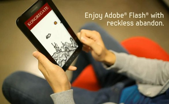 Samsung Galaxy Tab promo tries to give expensive slate some context [Video]