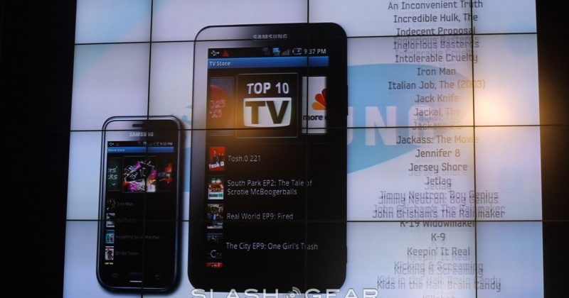 Samsung's Media Hub Will Feature Movies and Next-Day TV Shows