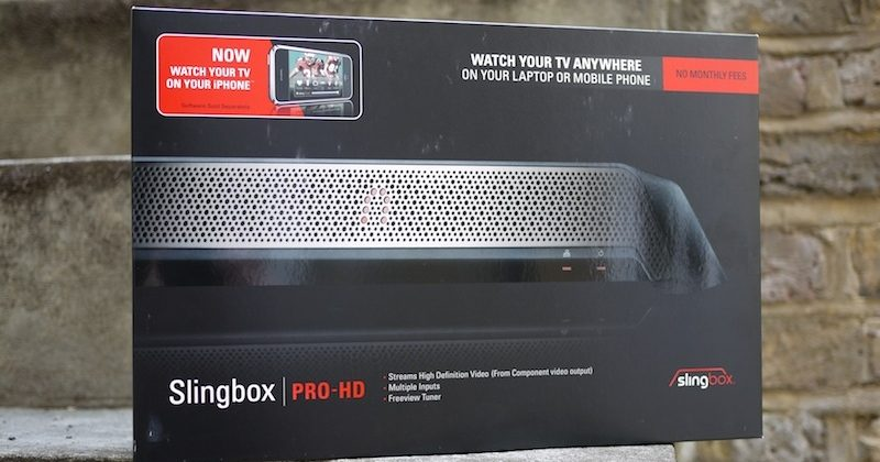 Slingbox PRO-HD Freeview Review