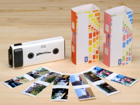 Takara Tomy's 3D Shot Cam is 3D Photo Taking for Kids