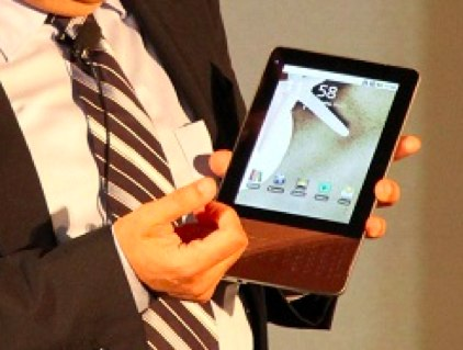 Three Acer Gingerbread tablets tipped for Q1 2011