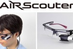 Brother AirScouter projects 16-inch screen right on your eyeball