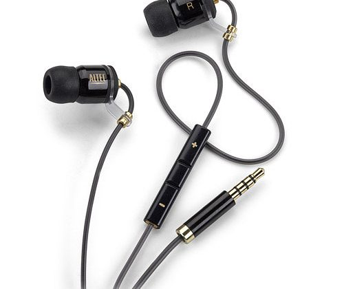 Altec Lansing debuts new earphones for audio enthusiasts
