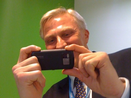 Nokia smartphone chief Anssi Vanjoki quits on eve of Nokia World 2010